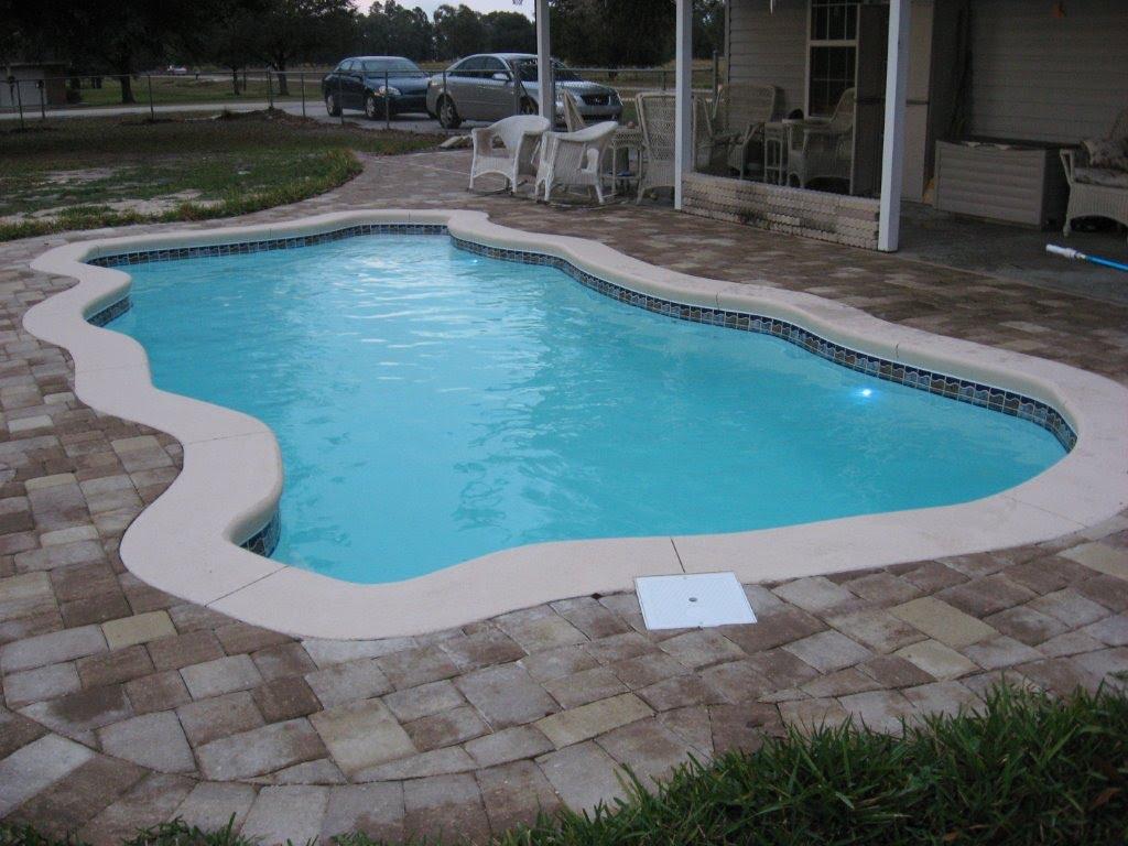 Small Amp Medium Fiberglass Pools Durable Amp Affordable